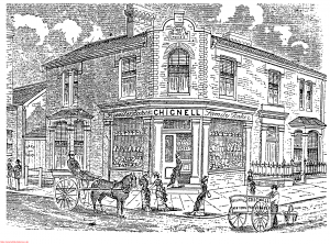 A Typical Shop Front www.british-history.ac.uk