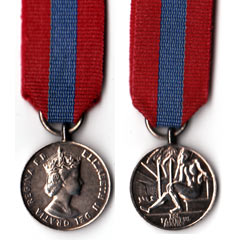 Imperial Service Medal (c.1956)