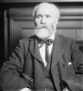 Keir Hardie, a founder of The Labour Party.