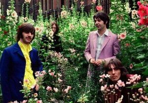 The Beatles 'Flower Power'.