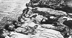 Jewish victims in the Russian Pogrom