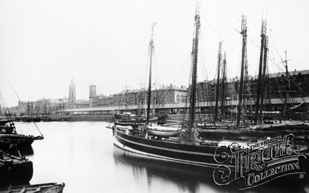 Georges dock 1881