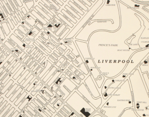 Toxteth Map