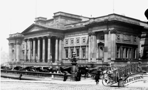 Free Library, Liverpool City Centre, 1887