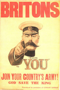 britain needs you in the war