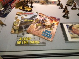 Wartime comic books from the Imperial War Musuem