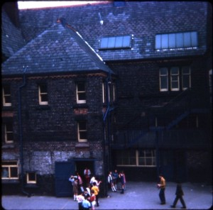 Upper Part Street School circa 1971, which later became Toxteth County Primary.