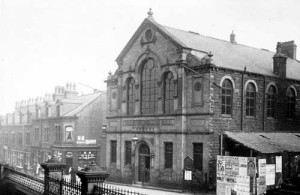 woodhouse temperance hall 1907