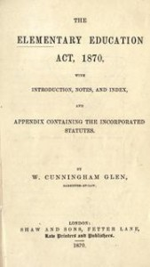 Education 1870