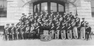 Salvation Army Band 1914