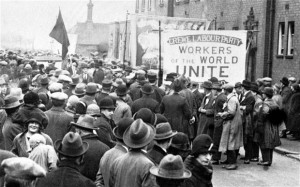 'Workers of the world unite' General Strike 1926