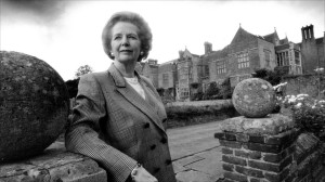 Margaret Thatcher, political leader in Victorian Britain.