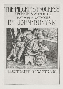 The Pilgrim's Progress by John Bunyan, one of Daisy's mentioned texts.