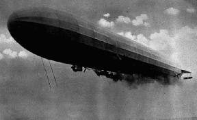 ww1 zepplin