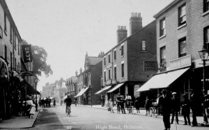 High Road Beeston