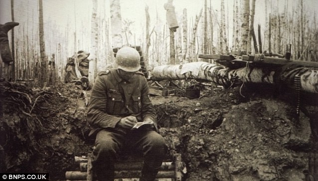 WW1 - lonely