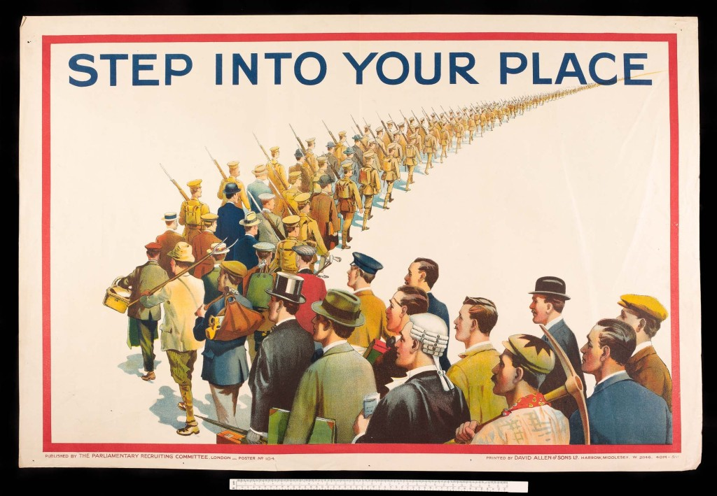 step-into-your-place-poster WW1