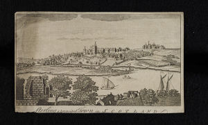 Stirling, Scotland as Alexander's parents would have experienced. 1745.