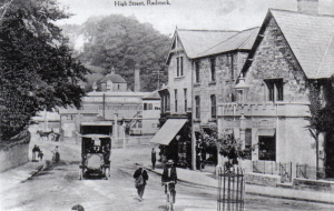 George's local village, Radstock, circa early 20th century.