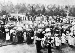 Founders Day 1900s