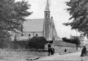 United Free Church, Station Road, Slamannan.