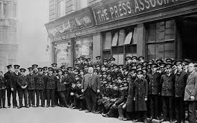 war effort by the Press Industry