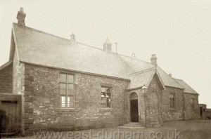 Cottages School, Swinebank Cottages. Built in 1865, where Adeline would have first attended school.