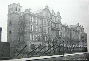 Marylebone Workhouse