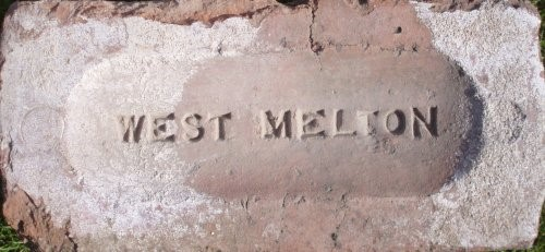 Lawson Frank. Old Bricks- history at your feet: West Melton.