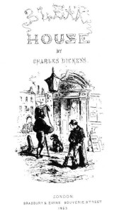 Bleak House title page