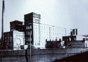 Farington Cotton Mill