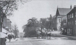 Hampstead Heath neighbourhood, 1902
