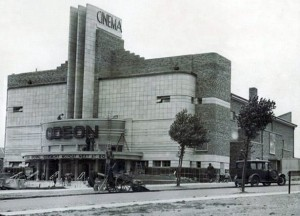 Odeon Cinema, Birmingham, 1935.