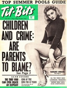Front cover of Tit-Bits from 1963