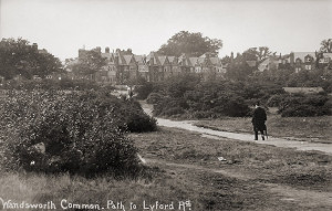 Wandsworth Common, circa 1890