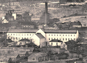 Dudley Workhouse, date unknown, courtesy of Ian Beach