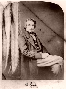 William Lovett (1800-1877) became an English activist and an important leader of the Chartist political movement