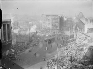 coventry german air raid