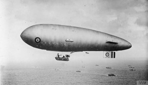 First World War Airship