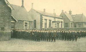 Seaham High Colliery Boys' School, date unknown.