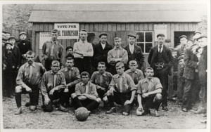 White Star Football Team of Seaham, 1904
