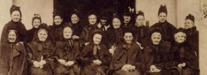 Picture of the Mother's Union during the 19th Century