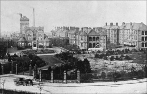 The Kings Norton Infirmary, Selly Oak