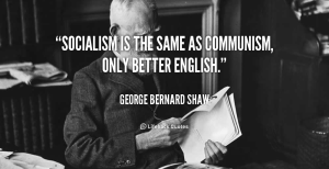 A George Bernard Shaw quote