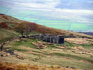 The ruins of Top Withens