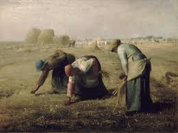 'The Gleaners', Jean-François Millet, 1857