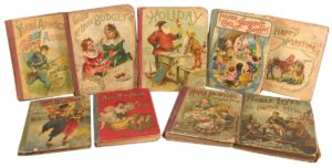 classic children's books from the early 1900s