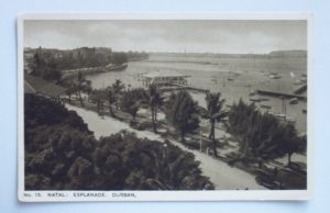Durban, south Africa in the 1920s